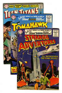 DC Silver and Bronze Age Comics Group (DC, 1960s-70s) Condition: Average VG/FN.... (Total: 64 Comic Books)