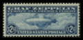 Stamps, $2.60 Blue (C15),...