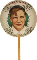 "Baseball Collectibles:Others, Circa 1910 Christy Mathewson ""A Fan for a Fan.""..."