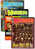 Magazines:Horror, Famous Monsters of Filmland Bronze Age Group (Warren, 1970-73) Condition: Average FN/VF.... (Total: 18 Comic Books)