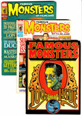 Magazines:Horror, Famous Monsters of Filmland #100-115 Group (Warren, 1973-75) Condition: Average VF.... (Total: 15 Comic Books)