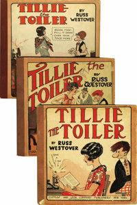 Tillie The Toiler Group (Cupples & Leon, 1925-31) Condition: Average GD/VG