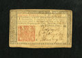 Colonial Notes:New Jersey, New Jersey March 25, 1776 18d Very Fine-Extremely Fine....