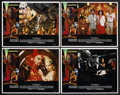 """Movie Posters:Science Fiction, Flash Gordon (Universal, 1980). Lobby Card Set of 4 (11"""" X 14"""").... (Total: 4 Items)"""