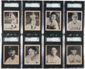 Baseball Cards:Lots, 1939 Play Ball Baseball SGC-Graded Collection (40 Different). ...