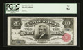 Large Size:Silver Certificates, Fr. 298 $10 1891 Silver Certificate PCGS New 62....