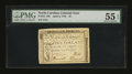 Colonial Notes:North Carolina, North Carolina April 2, 1776 $5 Triton PMG About Uncirculated 55EPQ....