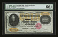 Large Size:Gold Certificates, Fr. 1225c $10000 1900 Gold Certificate PMG Gem Uncirculated 66EPQ....