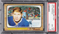 Hockey Cards:Singles (1960-1969), 1966 Topps USA Test Vic Hadfield #19 PSA NM-MT 8 - None Higher!...