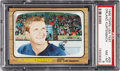 Hockey Cards:Singles (1960-1969), 1966 Topps USA Test Orland Kurtenbach #25 PSA NM-MT 8 - Pop 3 With None Higher....