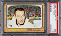 Hockey Cards:Singles (1960-1969), 1966 Topps USA Test Pierre Pilote #59 PSA NM 7 - Only One Higher!...