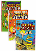 Bronze Age (1970-1979):Cartoon Character, Richie Rich Gold and Silver #1-24 File Copies Group (Harvey, 1975-82) Condition: Average NM-.... (Total: 24 Comic Books)