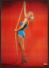"Marilyn Monroe (RCA, 1970s). Record Promotion Poster (20.25"" X 28.75""). Miscellaneous"