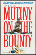 """Movie Posters:Adventure, Mutiny on the Bounty (MGM, 1962). One Sheets (2) (27"""" X 41"""") StylesA and B. Adventure.. ... (Total: 2 Items)"""