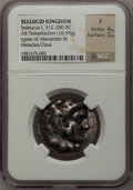 Ancients:Greek, Ancients: Seleukid Kingdom. Seleukos I Nikator. 312-281 B.C. ARtetradrachm...
