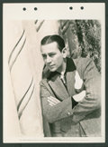 """Movie Posters:Miscellaneous, George Raft (Paramount, 1936). Keybook Photos (7) (8"""" X 11"""").Miscellaneous.. ... (Total: 7 Items)"""