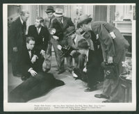 """Murder With Pictures (Paramount, 1936). Photos (8) (8"""" X 10""""). Mystery. ... (Total: 8 Items)"""