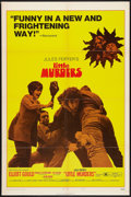 """Movie Posters:Comedy, Little Murders (20th Century Fox, 1970). One Sheets (2) (27"""" X 41"""") Style A & B. Comedy.. ... (Total: 2 Items)"""