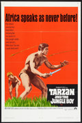 "Movie Posters:Adventure, Tarzan and the Jungle Boy Lot (Paramount, 1968). One Sheets (2)(27"" X 41""). Adventure.. ... (Total: 2 Items)"