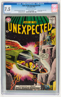 Silver Age (1956-1969):Science Fiction, Tales of the Unexpected #43 (DC, 1959) CGC VF- 7.5 Off-white towhite pages....