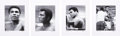 Boxing Collectibles:Memorabilia, 1978 Muhammad Ali Training Large Photographs Lot of 20....