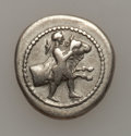 Ancients:Greek, Ancients: Thessaly, Trikka. Ca. 440-400 B.C. AR hemidrachm...