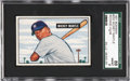 Baseball Cards:Singles (1950-1959), 1951 Bowman Mickey Mantle #253 SGC 88 NM/MT 8....