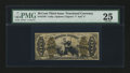 Fractional Currency:Third Issue, Fr. 1348 50¢ Third Issue Justice PMG Very Fine 25....