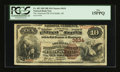 National Bank Notes:Arkansas, Fort Smith, AR - $10 1882 Brown Back Fr. 482 The American NB Ch. # 3634. ...