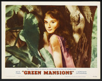 "Green Mansions (MGM, 1959). Lobby Card (11"" X 14"")"