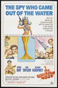 """Movie Posters:Comedy, The Glass Bottom Boat (MGM, 1966). One Sheet (27"""" X 41""""). ..."""