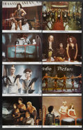 "Movie Posters:Rock and Roll, The Rocky Horror Picture Show (20th Century Fox, 1975). Lobby CardSet of 8 (11"" X 14""). ... (Total: 8 Items)"