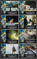 """Movie Posters:Action, Superman the Movie (Warner Brothers, 1978). Lobby Card Set of 8 (11"""" X 14""""). ... (Total: 8 Items)"""
