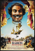 "Movie Posters:Adventure, The Adventures of Baron Munchausen (Columbia, 1988). One Sheet (27""X 40""). Adventure. Starring John Neville, Eric Idle, Sar..."