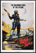 "Movie Posters:Science Fiction, Mad Max (Warner Brothers, 1979). One Sheet (27"" X 41""). ScienceFiction. Starring Mel Gibson, Joanne Samuel, Hugh Keays-Byrn..."