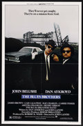 """Movie Posters:Comedy, The Blues Brothers (Universal, 1980). One Sheet (27"""" X 41""""). Comedy. Starring John Belushi, Dan Aykroyd, James Brown, Cab Ca..."""