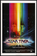 "Movie Posters:Science Fiction, Star Trek: The Motion Picture (Paramount, 1979). One Sheet (27"" X41"") Advance. Science Fiction. Starring William Shatner, L..."