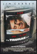 """Movie Posters:Science Fiction, The Truman Show (Paramount, 1998). One Sheets (2) (27"""" X 40"""") DS Advance & Regular. Science Fiction.. ... (Total: 2 Items)"""