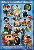 """Movie Posters:Miscellaneous, Warner Brothers 75th Anniversary (Warner Brothers, 1998). OneSheets (3) (27"""" X 40"""") SS. Miscellaneous.. ... (Total: 3 Items)"""
