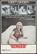 "Movie Posters:Sexploitation, Ginger Lot (Joseph Brenner Associates, 1971). One Sheets (2) (27"" X41""). Sexploitation.. ... (Total: 2 Items)"