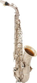 Baseball Collectibles:Others, 1927 Babe Ruth Saxophone Presented to Him by Paul Whiteman....