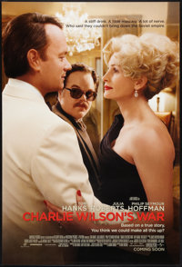 """Charlie Wilson's War Lot (Universal, 2007). One Sheets (2) (27"""" X 40"""") DS Advances. Drama. ... (Total: 2 Items..."""