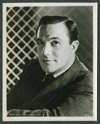 "Gene Kelly Lot (MGM, 1950s). Photos (3) (8"" X 10""). Miscellaneous. ... (Total: 3 Items)"