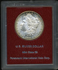 Additional Certified Coins, 1885-CC $1 Morgan Dollar MS65 Paramount (MS64)....