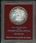 Additional Certified Coins, 1892-CC $1 Morgan Dollar MS65 Paramount (MS63)....