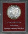 Additional Certified Coins, 1885-S $1 Morgan Dollar MS65 Paramount (MS64)....