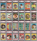 Baseball Cards:Sets, 1959 Topps Baseball Complete Set (572) - #7 on the PSA SetRegistry!...