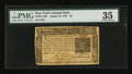 Colonial Notes:New York, New York August 13, 1776 $5 PMG Choice Very Fine 35....