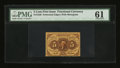 Fractional Currency:First Issue, Fr. 1228 5¢ First Issue PMG Uncirculated 61....