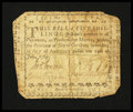 Colonial Notes:North Carolina, North Carolina July 14, 1760 5s Fine-Very Fine....